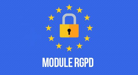 Le Module RGPD