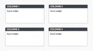 Modifier le footer/pied de page de son site